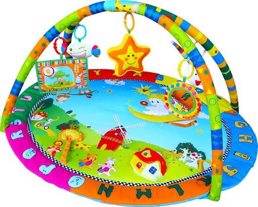 Zahrádka Hrací deka Sunbaby