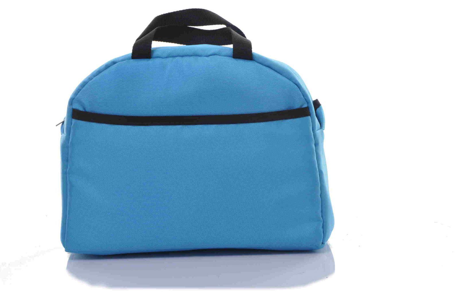 baby sky taška ke kočárku univerzální modrá 2