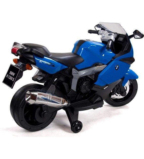 Elektrická motorka BMW 283 modrá
