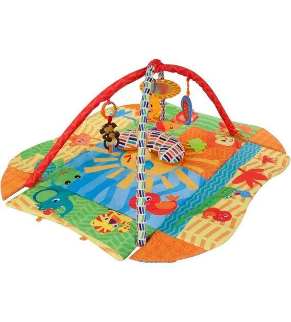 Hrací deka a ohrádka - safari 27291