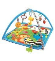 Hrací deka zoo s polštářkem 27286