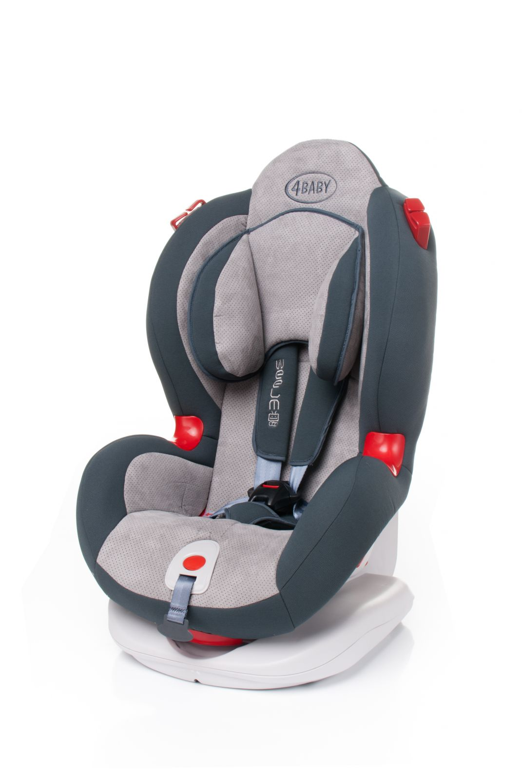 Autosedačka 9-25 kg 4baby Weelmo Light grey