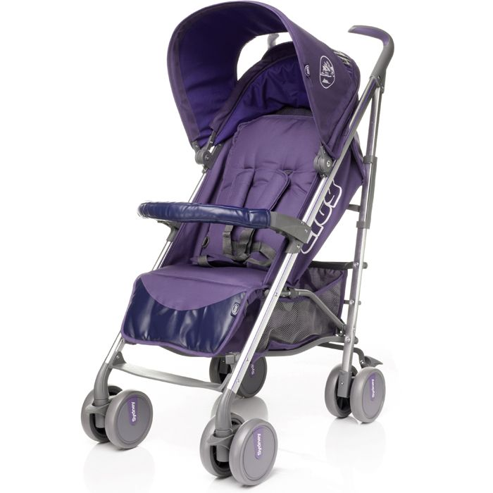 Golfový kočárek 4baby City Purple