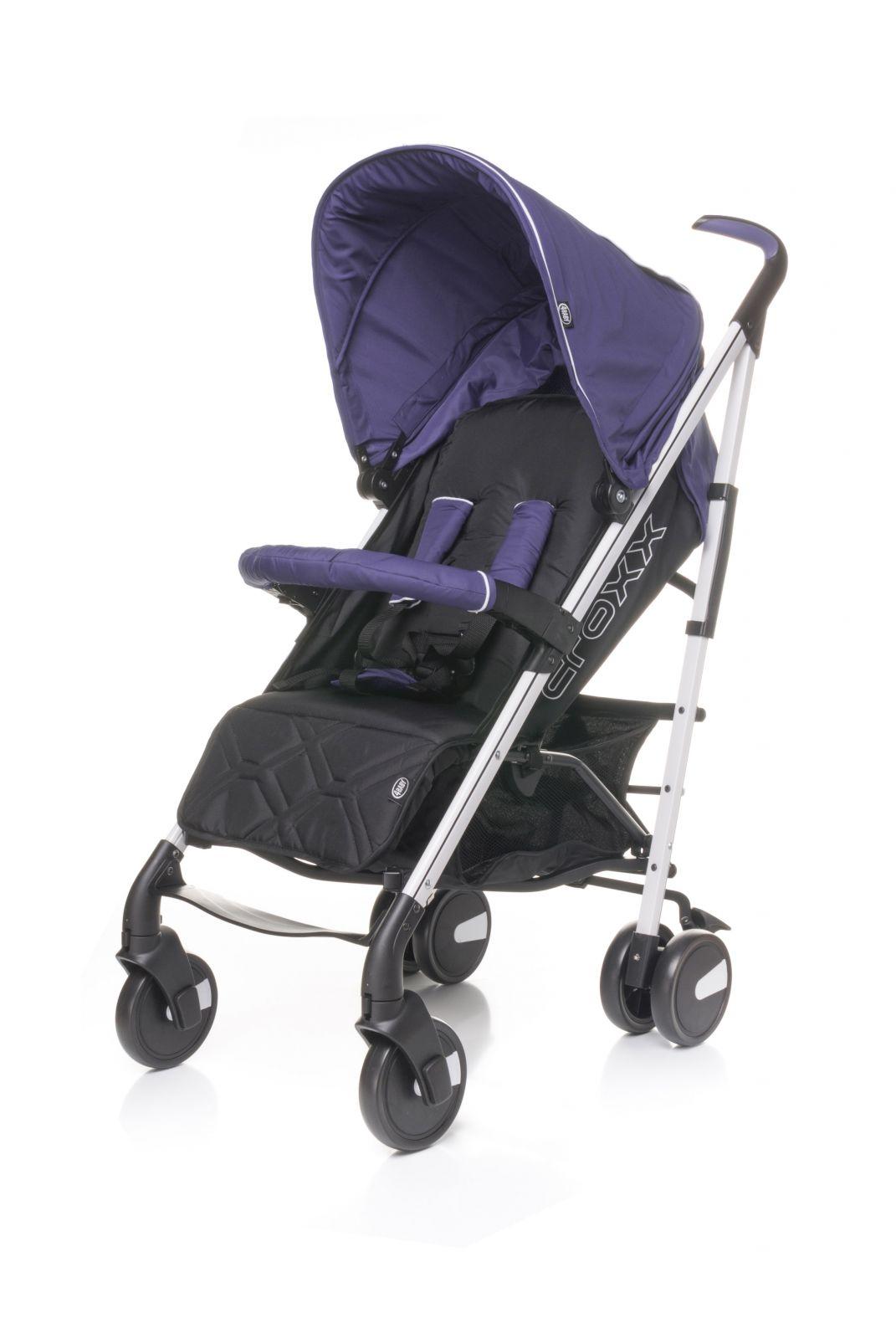 Golfový kočárek 4baby Croxx Purple