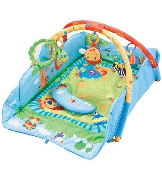 Hrací deka - safari JJ8835