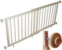 Dveřová zábrana Alfa plus 70-110 cm