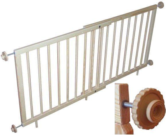 Schodová zábrana Alfa plus 70-110 cm