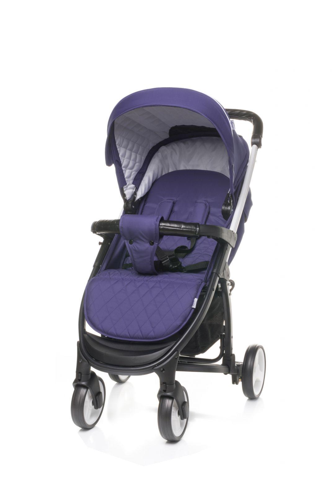 Sportovní kočárek 4baby Atomic Purple