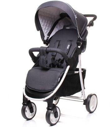 Sportovní kočárek 4baby Rapid Premium Dark grey
