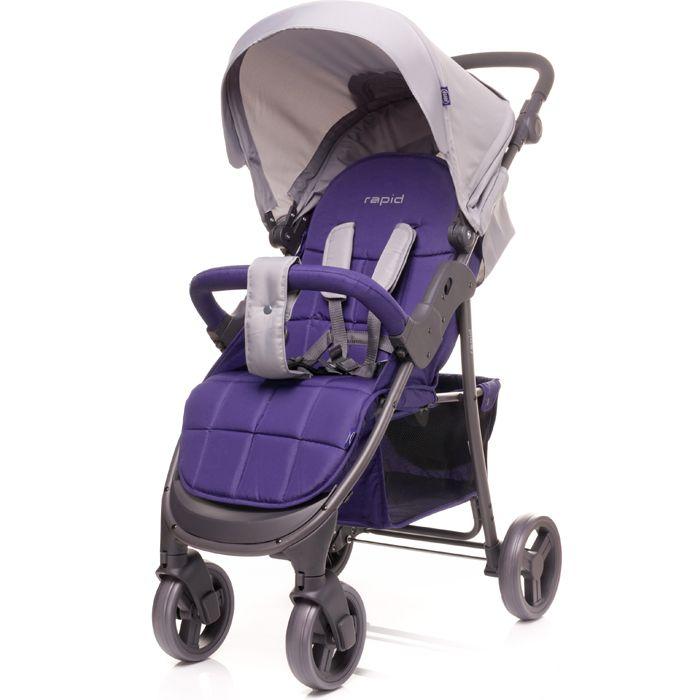 Sportovní kočárek 4baby Rapid Purple