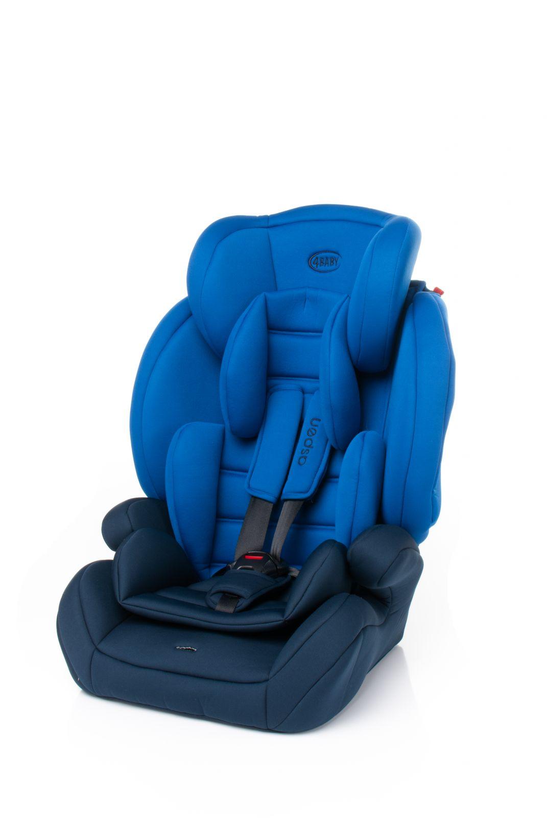 Autosedačka 9-36 kg 4baby Aspen Blue