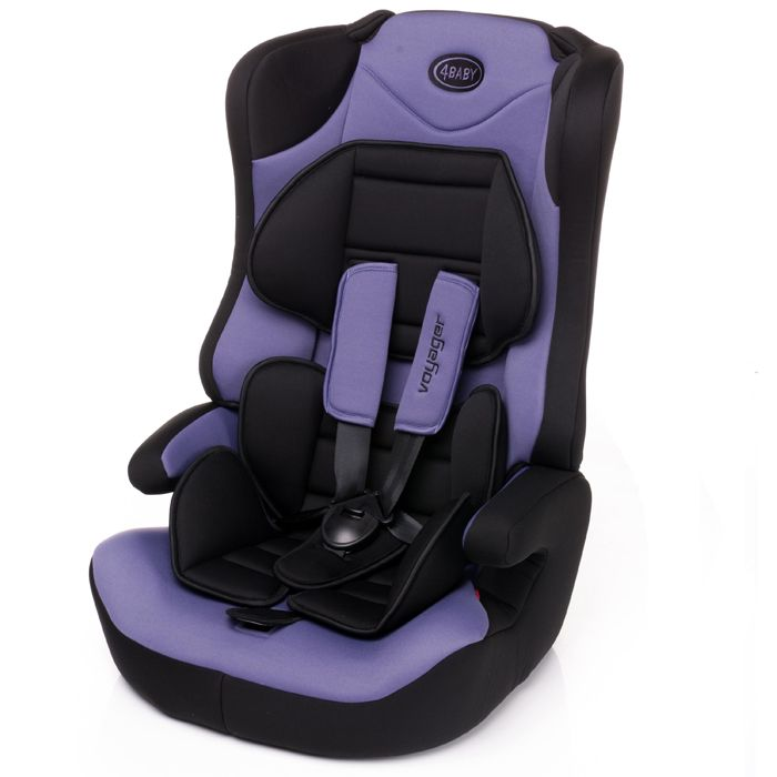 Autosedačka 9-36 kg 4baby Voyager Purple