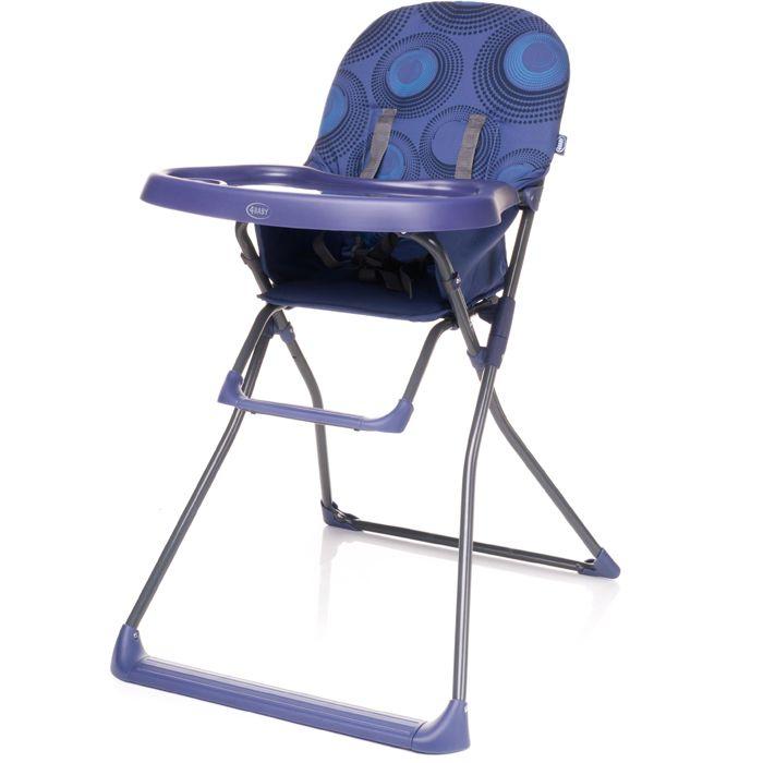 Jídelní židlička 4baby Flower Purple