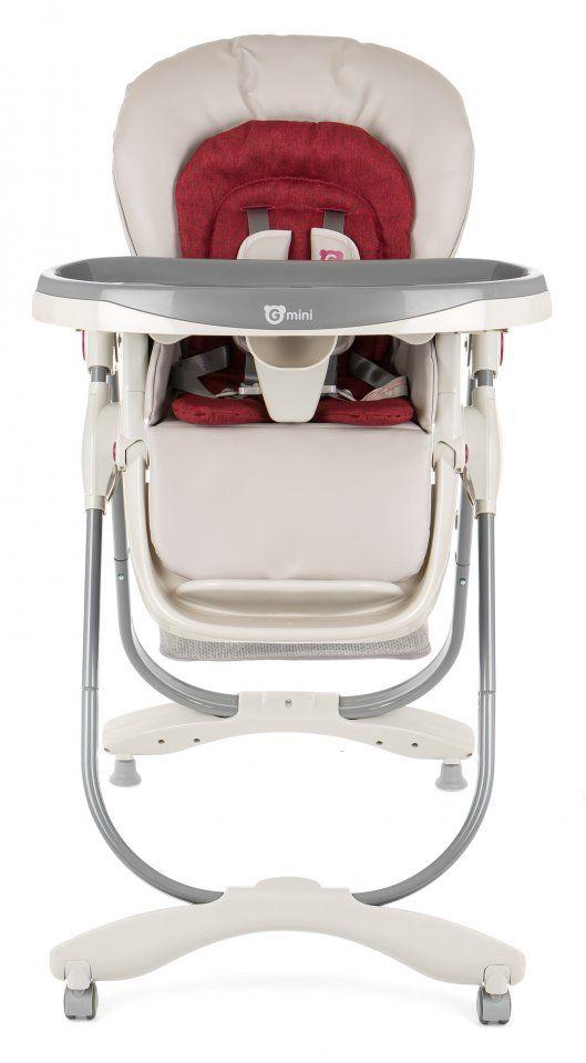 Jídelní židlička Mambo Ruby