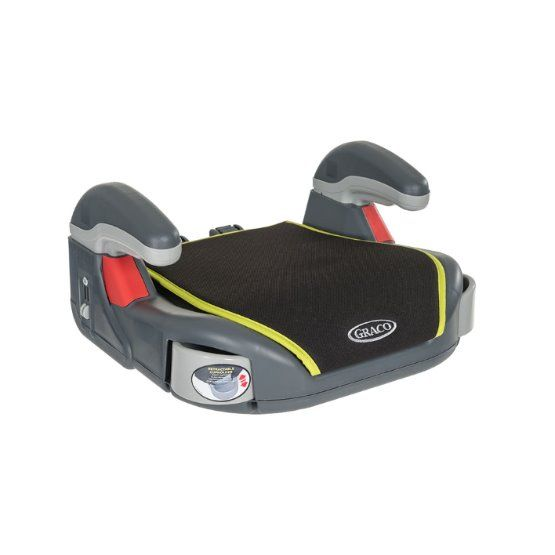 Podsedák Graco- Booster Basic Sport Lime