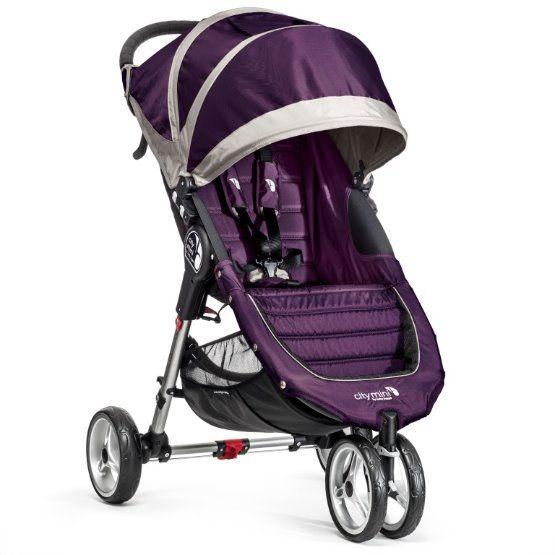 City mini Purple/Gray